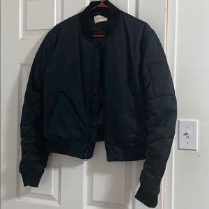 Áritzia bomber jacket. Size M